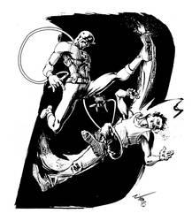 Daredevil by thetimo