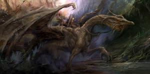 Before the dawn - dragon series