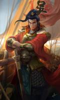 Dynasty warrior - SunQuan