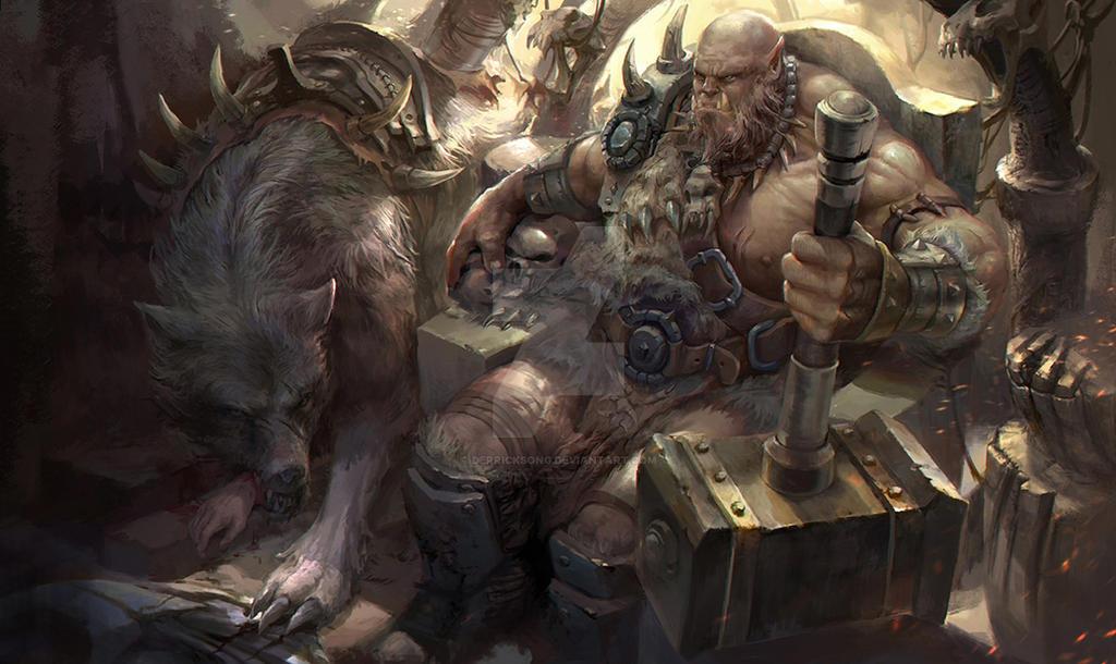Orc-Orgrim