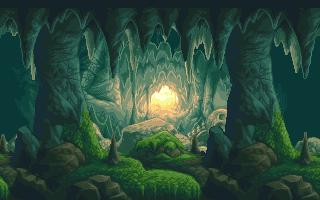 Ultionus Cave Background 02 By Darkfalzx On Deviantart