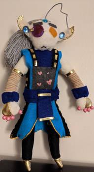 The Creator Doll [From Indigo Children]