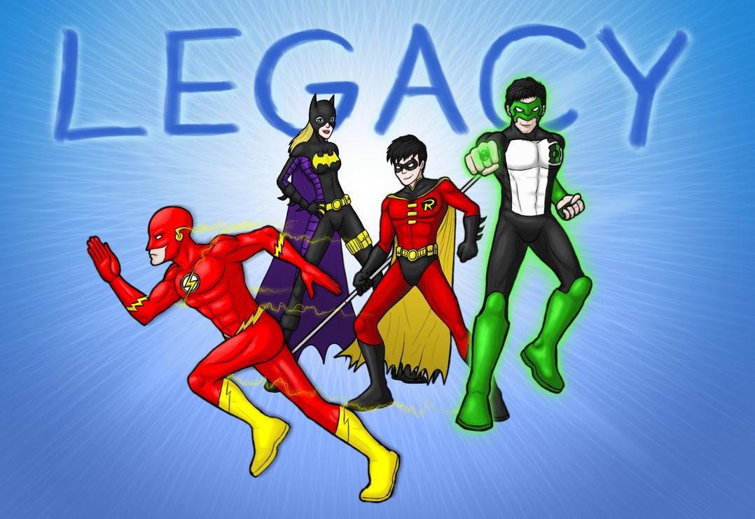 Legacy by ramisirote