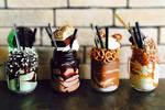 Ice Cream Jars Mystery Auction 0/4 CLOSED