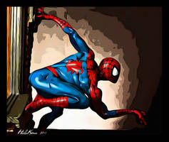 Spiderman by HidaKuma