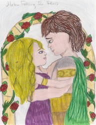 Paris and Helen of Troy