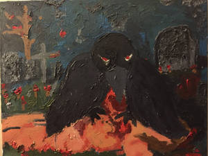 Crow no 3, Heart