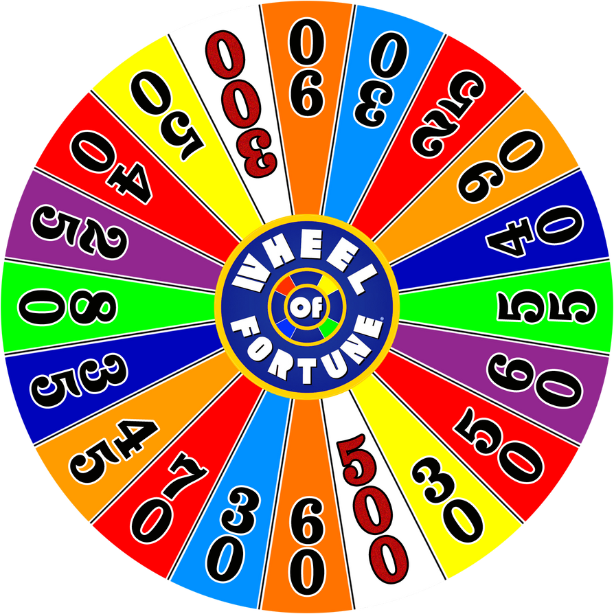 ICE's WOF arcade bonus wheel by wheelgenius