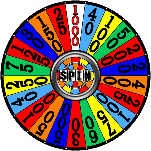 online slot wheel of fortune