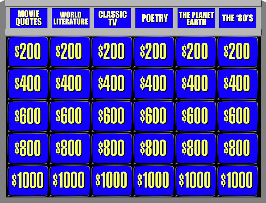 jeopardy explore jeopardy on deviantart