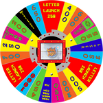 Wheel 2000 with Letter Launch space