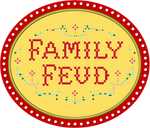 Family Feud logo - 1976