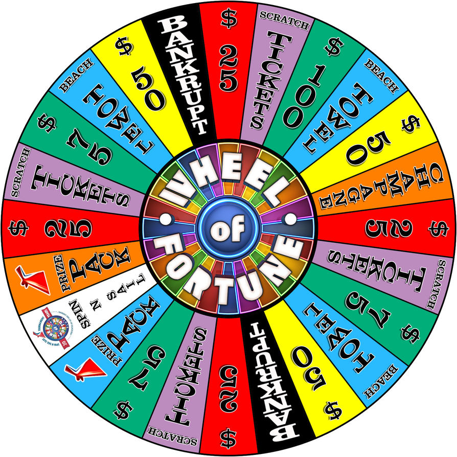 Carnival Cruise Wheel 3 by wheelgenius