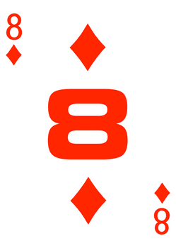 8 Of Diamonds