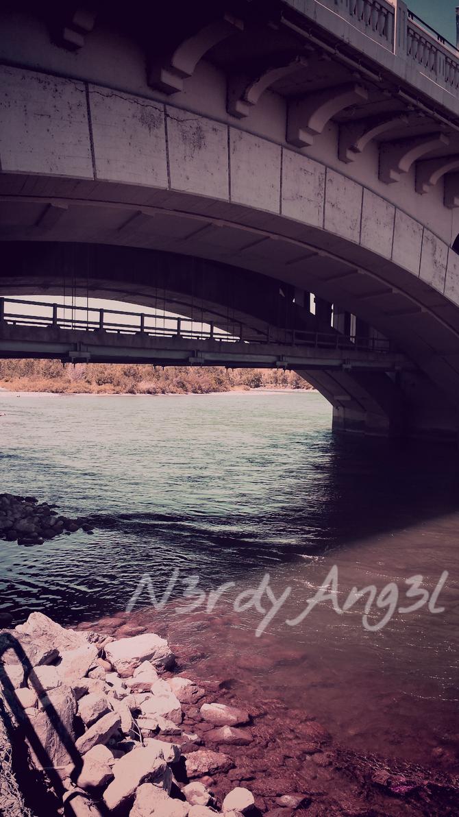 Water under the bridge by N3rdyAng3l