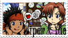 Wiper x Yae stamp by Leiriopee