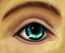 eye by akirataka