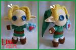 Legend of Zelda Link Plush