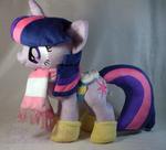 MLP FiM: Winter Wrap Up Twilight