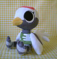 Animal Crossing: Gladys by sugarstitch