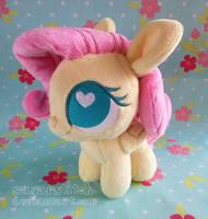MLP FiM: Fluttershy Ponydoll by sugarstitch
