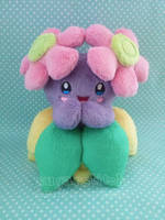 Pokemon: Shiny Bellossom by sugarstitch