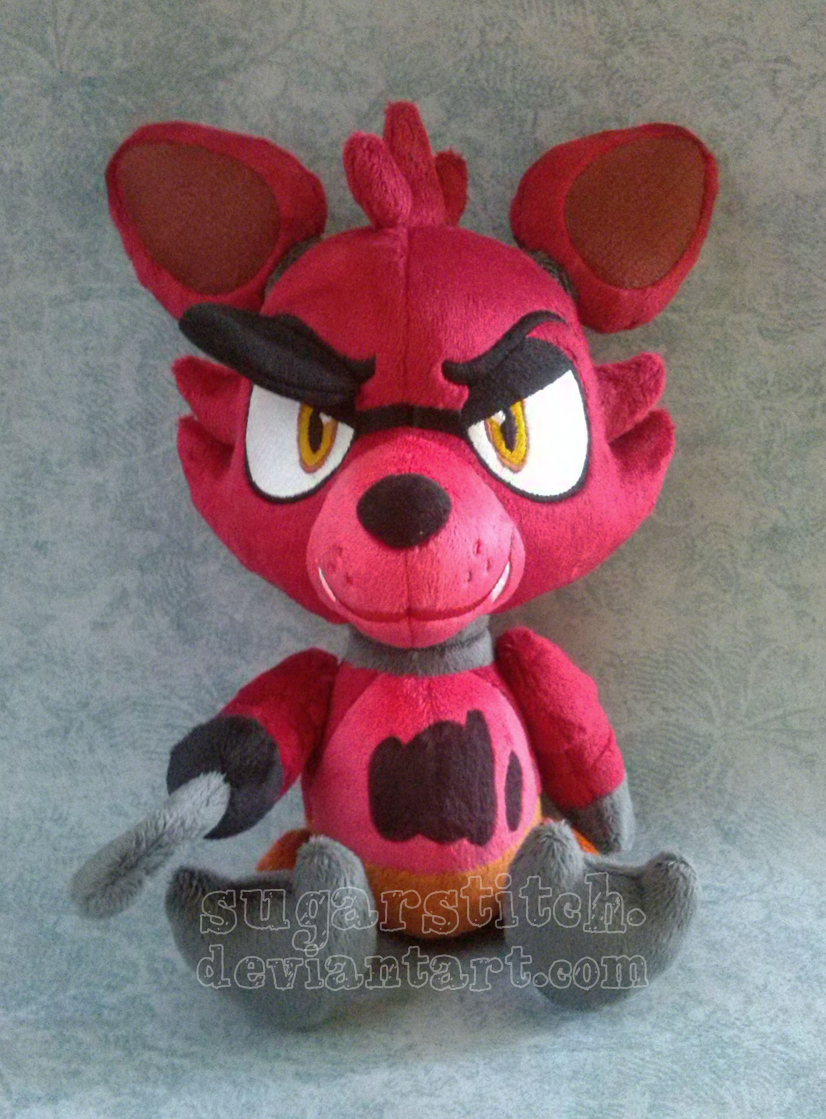 Mangle plushie for sale myideasbedroom com - Filename Fnaf__foxy_the_pirate_by_sugarstitch D8ne89f Png