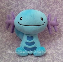 Pokemon: Wooper by sugarstitch