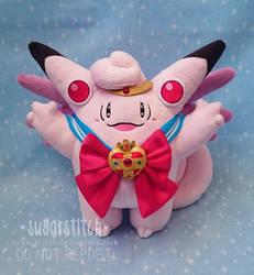 Pokemon: Sailor Clefable