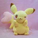 Pokemon: OOAK Sweet Pikachu