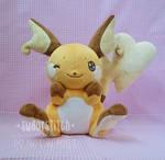 Pokemon: OOAK Sweet Raichu