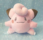 Pokemon: Clefairy