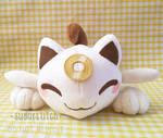 Pokemon: Meowsy (Beta baby Meowth)
