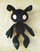 Kingdom Hearts: Heartless Shadow by sugarstitch