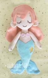 Pokemon: Misty Mermaid by sugarstitch