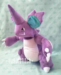 Pokemon: Nidoking