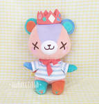 Animal Crossing: Handmade Cape and Crown Stitches