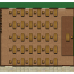 RPG Map - Classroom