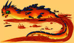 DC: Magma Dragon