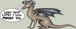 DC: Gargoyle Dragon
