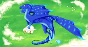 Shepherd Dragon