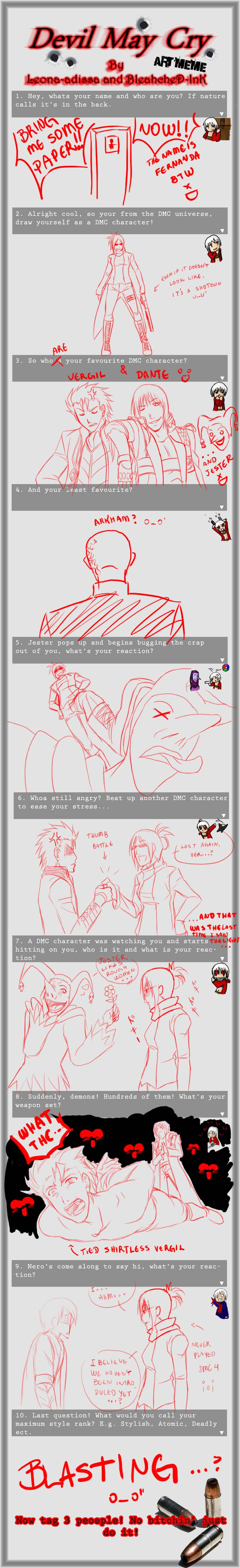 Devil May Cry meme by fer-nanda-ssk