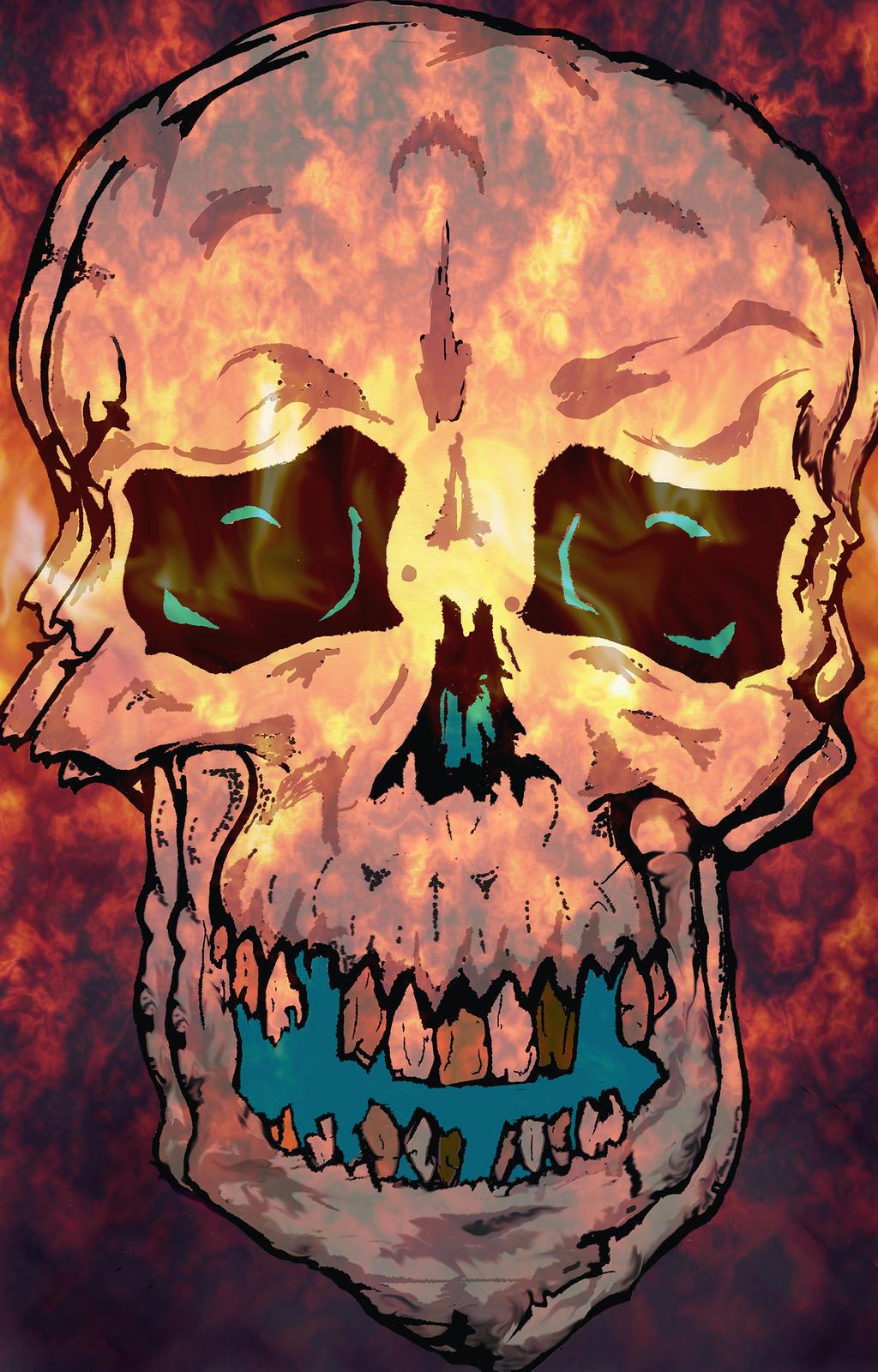 Skulll Fire Highlights