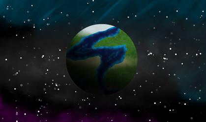 New World by CatcrazyMinerGirl