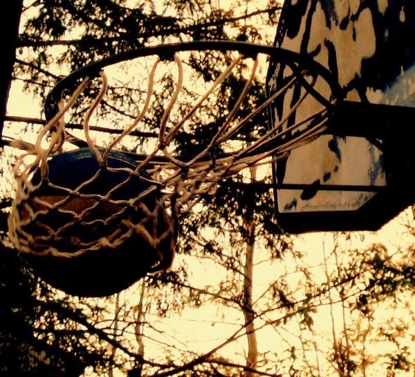 Backyard Basketball by Zilch17