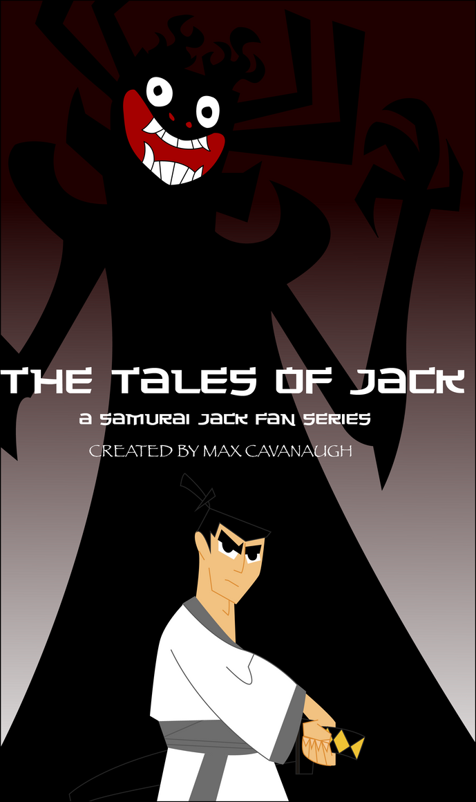 The Tales of Jack Poster (text version) by Zeki-Tak
