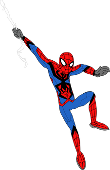 The Incredible Spider-Man of Earth-1998