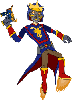 Star-Lord of Earth-1998