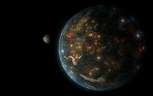 Sci-fi Space Battle Progress 6 by Garsondee