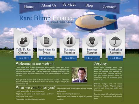 Website Design Number 2
